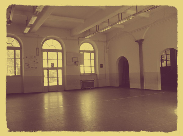 Palestra Rayneri - Lindy Hop Location