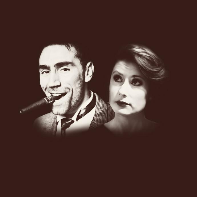 Max Angelo Pitruzzella & Annie Trudeau