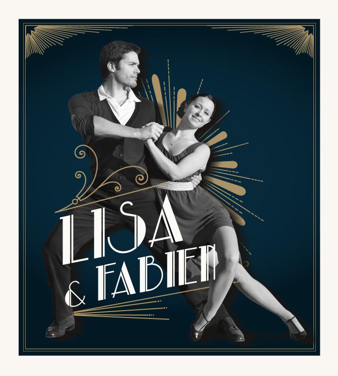 Artists - Lisa e Fabien