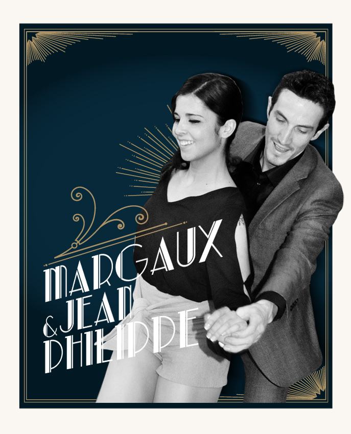 JEAN-PHILIPPE DELORT & MARGAUX DOURS