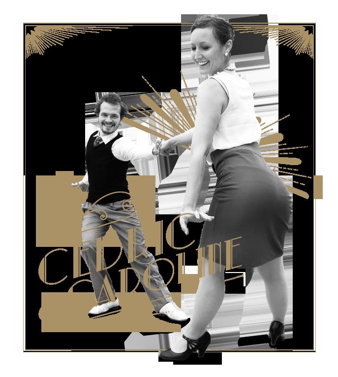 CEDRIC CLERC & CAROLINE FAIVRE