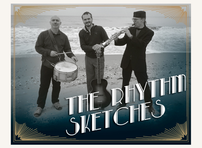 THE RHYTHM SKETCHES